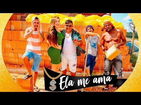 João Lucas & Eduardo E MC Colibri - Ela Me Ama (Clipe Oficial - HD)