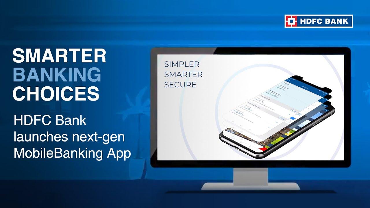 HDFC Bank launches next-gen mobile banking app