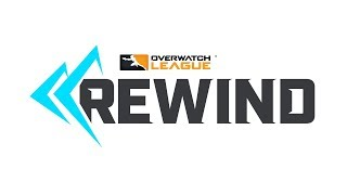 Overwatch League Rewind - Houston Outlaws vs London Spitfire (2018 Stage 2, Week 1)