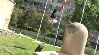 PARKOUR WITH POWER 1.0