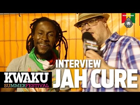 Jah Cure Interview Kwaku 2015