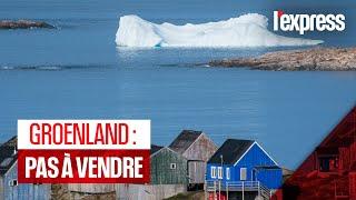 Groenland : Donald Trump veut acheter le territoire
