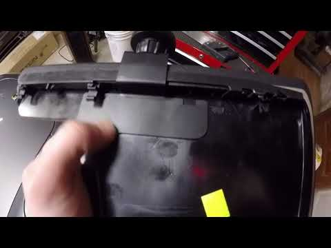 Rennline ExactFit Magnetic Phone Mount Install Porsche Cayman S 987.1 with Bose