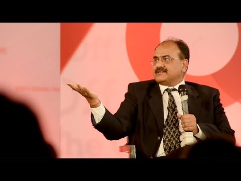 Off The Cuff with UIDAI CEO Ajay Bhushan Pandey