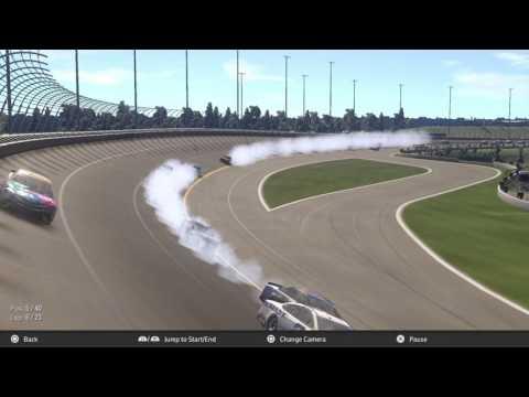 NASCAR Heat Evolution Championship Mode [Atlanta]{Race 2/36}