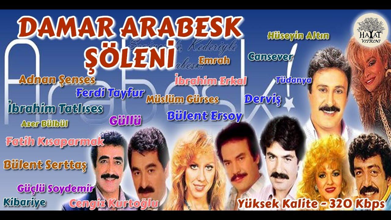 Harbi Damar   Özenle Seçilmiş Arabesk Damar Şarkılar