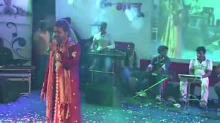 Mere raske Qamar -pawan Singh ,live stage show 2017
