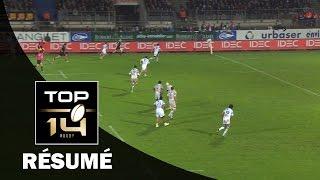TOP 14 - Résumé Bayonne-La Rochelle: 17-42 - J14 - Saison 2016/2017