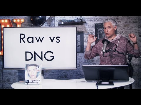 Convert Raw to DNG? You might be making a mistake