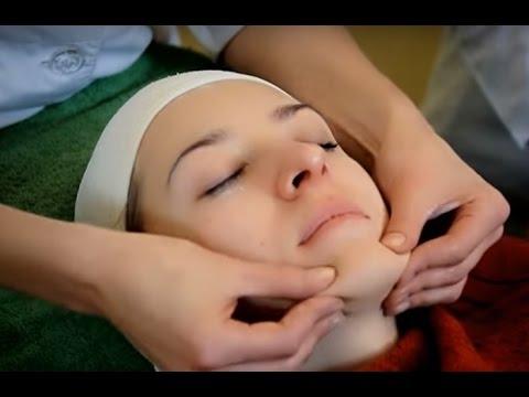 Лечебный массаж лица по Жаке