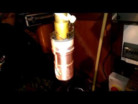 Inside 150KV Fluoroscope Transformer & Bad News :(