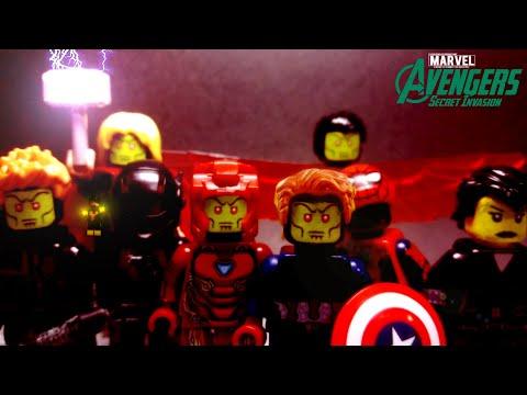 Lego Avengers 14 Secret Invasion (Part 2/3)