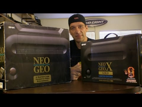 Neo Geo X Gold System Review - Gamester81