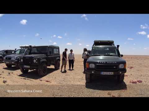 TVD-Dakar; Day #3, Trip: Morocco Tan Tan, Laâyoun, Boujdour, Dakhla Western Sahara