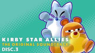 3-04. Misteen Ocean - KIRBY STAR ALLIES: THE ORIGINAL SOUNDTRACK