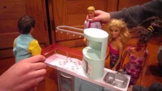 Barbie and Ricky- Ricky Gets a Job