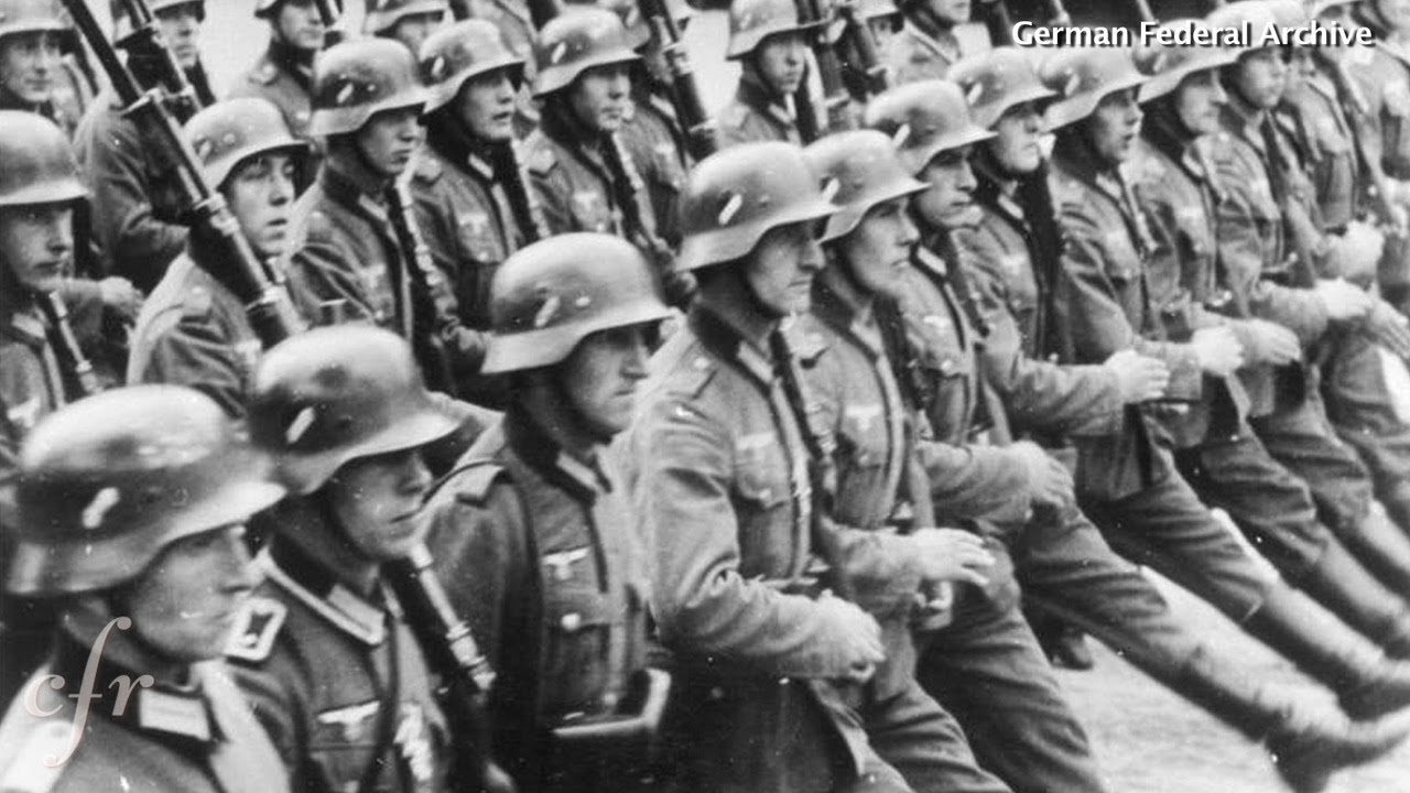 the rearmament of germany in the