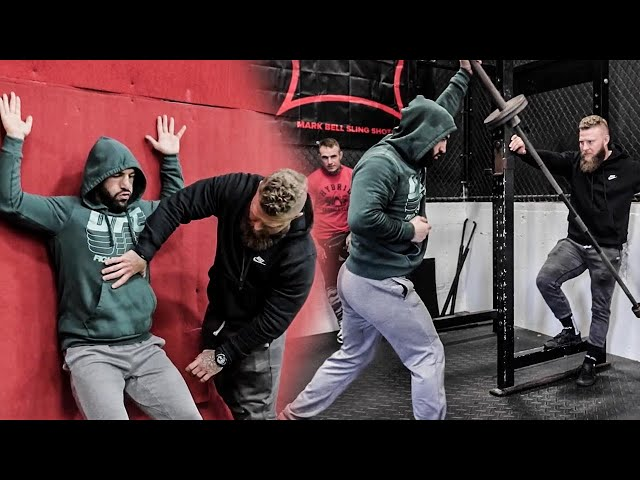 Speed Strength & Rotational Power for MMA & Combat Sports | Phil Daru