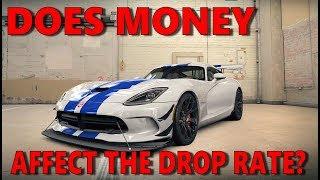 CSR 2 - DOES MONEY AFFECT THE DROP RATE OF THE VIPER?