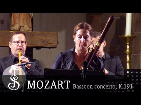 Mozart | Bassoon concerto B-Flat major, K191