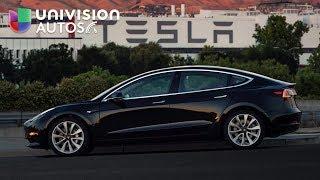 Tesla inició la fabricación del Model 3, su primer auto asequible para el público