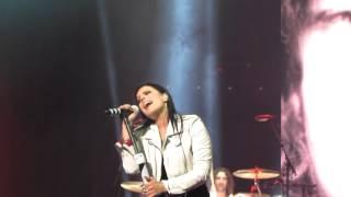 Silbermond - Teil von mir (Live in Berlin O2 World 08.12.12)