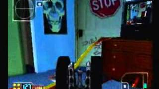 Twisted Metal 4 Super Axel Tournament Playthrough