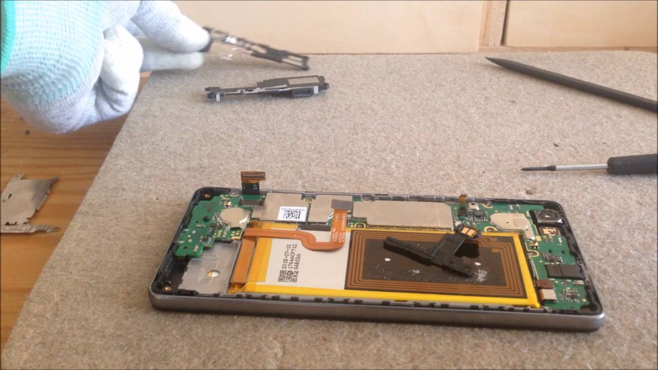 Schemi Elettrici Huawei : Huawei p8lite sostituzione display lcd youtube