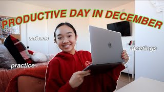 PRODUCTIVE DAY IN DECEMBER! Vlogmas Day 1 | Nicole Laeno