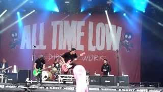 All Time Low, The Reckless And The Brave HD, live Rock am Ring '13, 09.06.2013