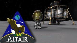 KSP - NASA Constellation Moon Mission - RSS | RVE | RO | Cinematic