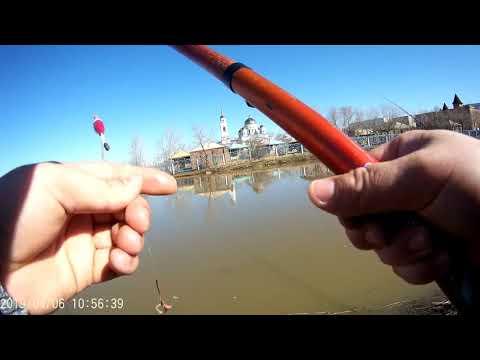 Прогулка по реке в Кокшетау\Пробуем ловить на поплавок