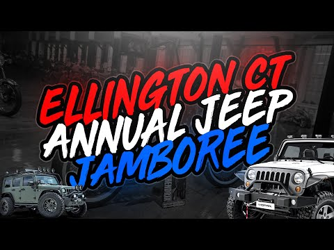 Ellington CT Annual Jeep Jamboree