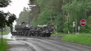 Bergeaction bei der Bundeswehr, TANK ACTION !