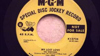 Webtones - My Lost Love - Beautiful 1958 Doo Wop Ballads