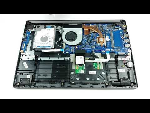 ️ Acer Aspire 5 (A515-44G) - disassembly and upgrade options