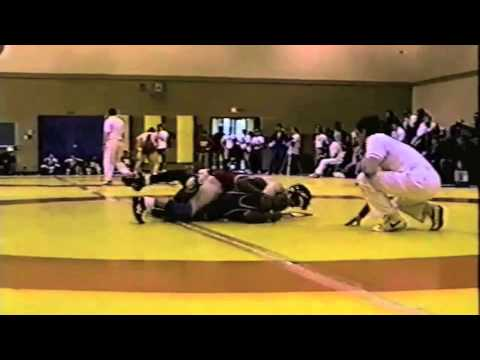1993 CIS Championships: Dan Shehan vs. Mike Smith