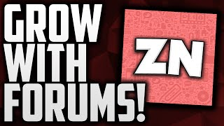 How To Grow Your YouTube Channel Using FORUMS! thumbnail
