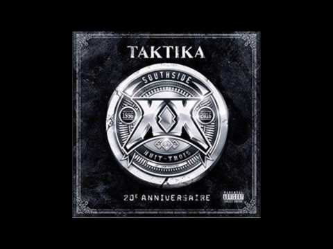 Taktika - Tu reconnais nos gangs (Remix 20e anniversaire) feat Black Taboo & Vita Nova HQ