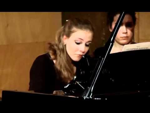 W. LUTOSLAWSKI: Variations sur un theme de PAGANINI