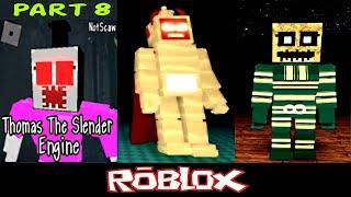 Thomas die schlanke Motor ROBLOX Teil 8 Von NotScaw [Roblox]