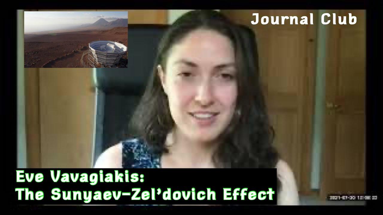 Dr Eve Vavagiakis The Atacama Cosmology Telescope: Probing the Baryon Content w/ Sunyaev-Zel'dovich
