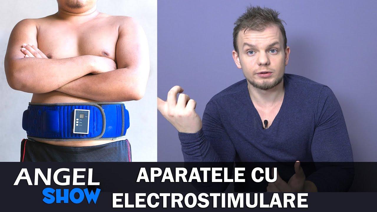 Slabire prin electrostimulare