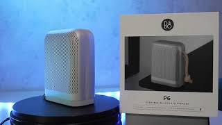 Nghe nhạc với loa Bluetooth Cao Cấp B&O Beoplay P6