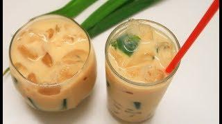 Cách làm Trà Sữa Trân Châu Thạch Phô Mai Ngon Tuyệt tại nhà