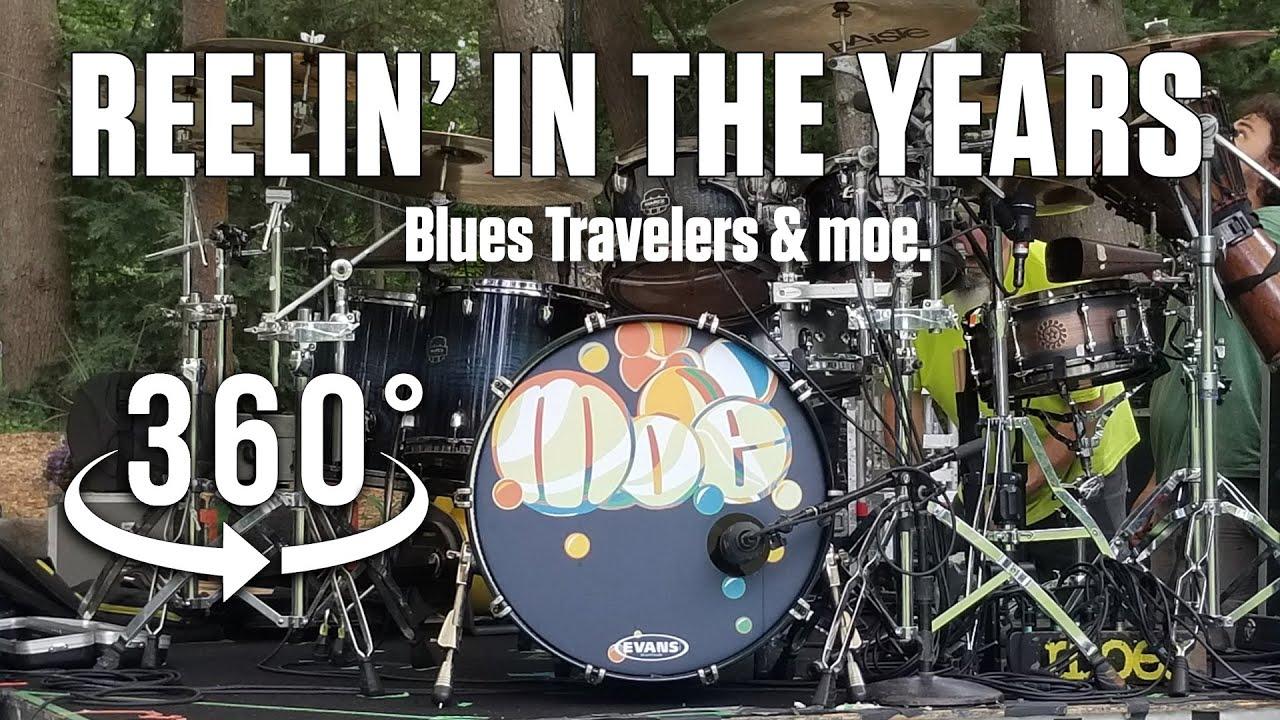 """Reelin' in the Years"" (Steely Dan) cover by moe. and Blues Traveler in 360°/VR"