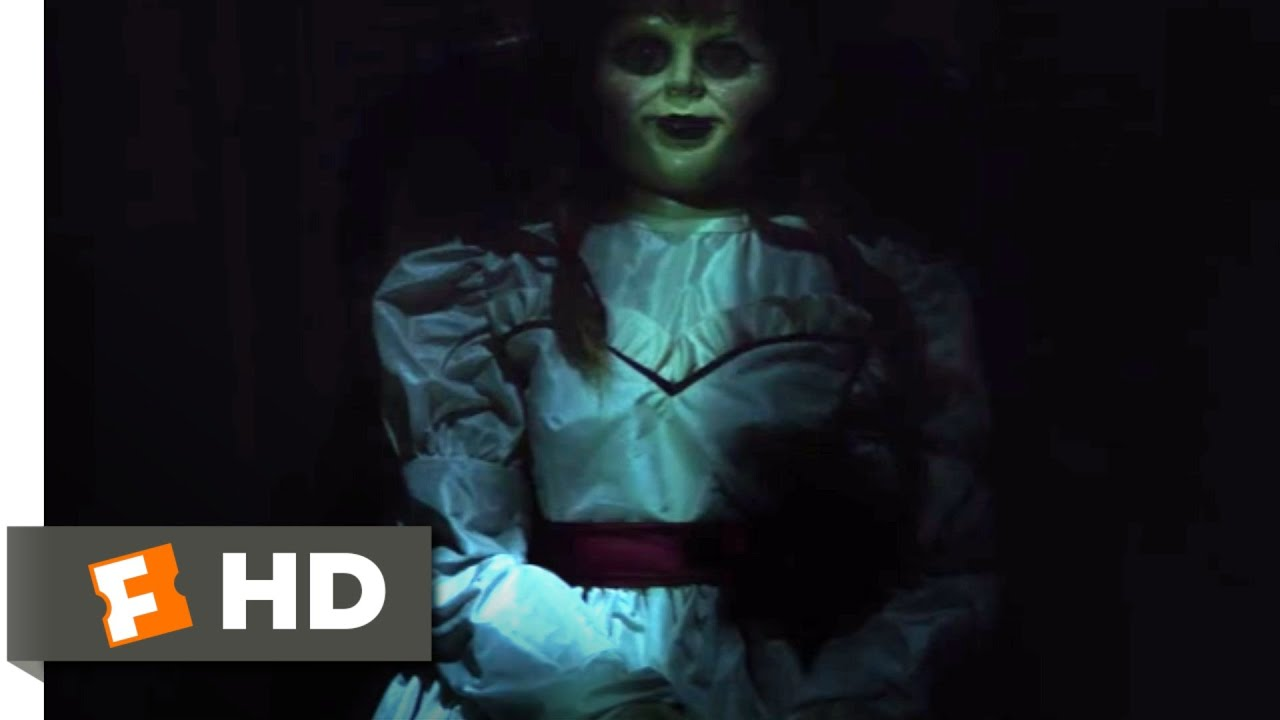 Annabelle Creation 2017 Out Of The Closet Scene 1 10 Movieclips Youtube
