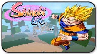 Cómo convertirse en Super Saiyano Goku en Roblox Shinobi Life