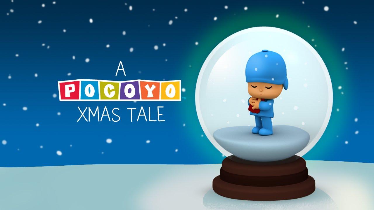 pocoyo a christmas tale christmas time today youtube - Christmas Tale