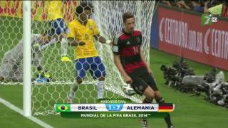 Alemania vs Brasil partido Completo TV azteca Full HD Lee la descripcion